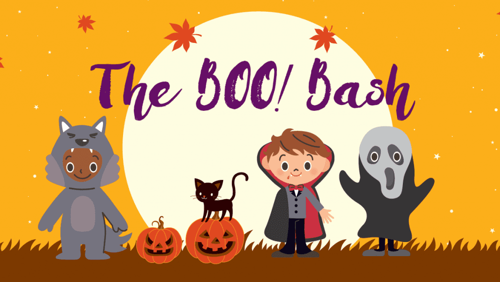 The Boo! Bash Sign-Up